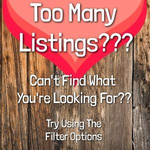 **Too Many Listings**